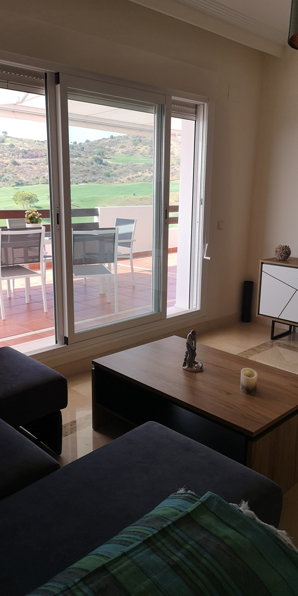 Penthouse for rent in La Cala de Mijas